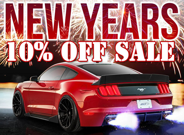 Duraflex Body Kits 10% Off Sale