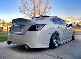 2009-2015 Nissan Maxima Duckbill Spoiler Now Available