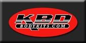 KBD Polyurethane Body Kits