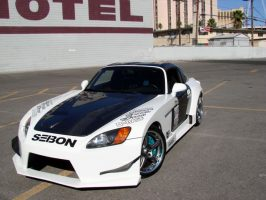 2000-2009 Honda S2000 Seibon Carbon Collection