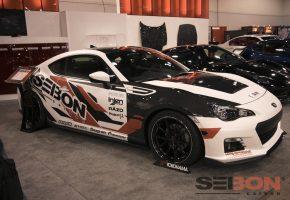 2013-2016 Subaru BRZ Seibon Carbon Collection