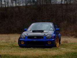 2002-2003 Subaru WRX Seibon Carbon Collection