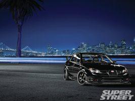 2006-2007 Subaru WRX Seibon Carbon Collection