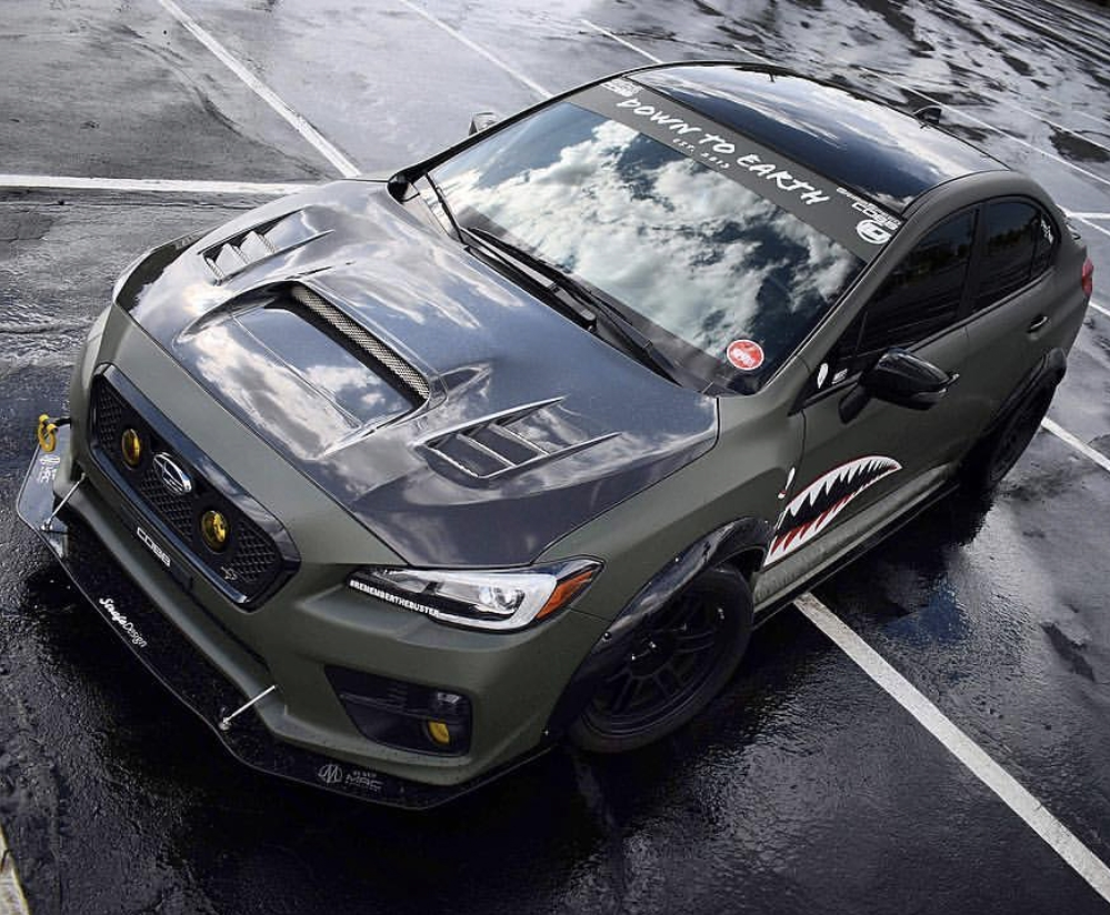 Carbon Fiber Hoods | Featured Vehicles