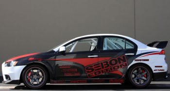 2008-2015 Mitsubishi EVO-X Seibon Carbon Collection