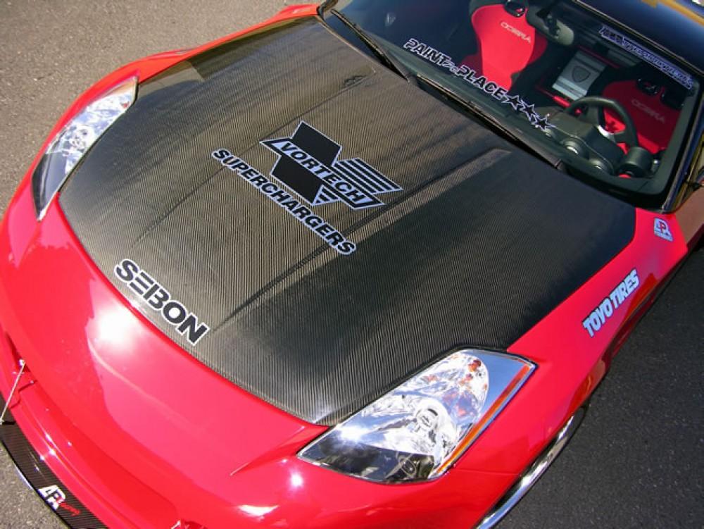 2003-2008 Nissan 350Z Seibon Carbon Collection