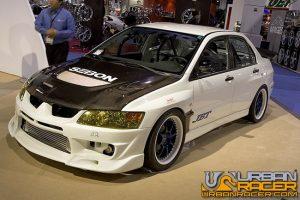 2003-2007 Mitsubishi EVO VIII/IX Seibon Carbon Collection