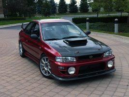 1998-2001 Subaru Impreza GC Seibon Carbon Collection
