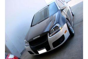 2006-2009 Volkswagen Golf 5 Seibon Carbon Collection