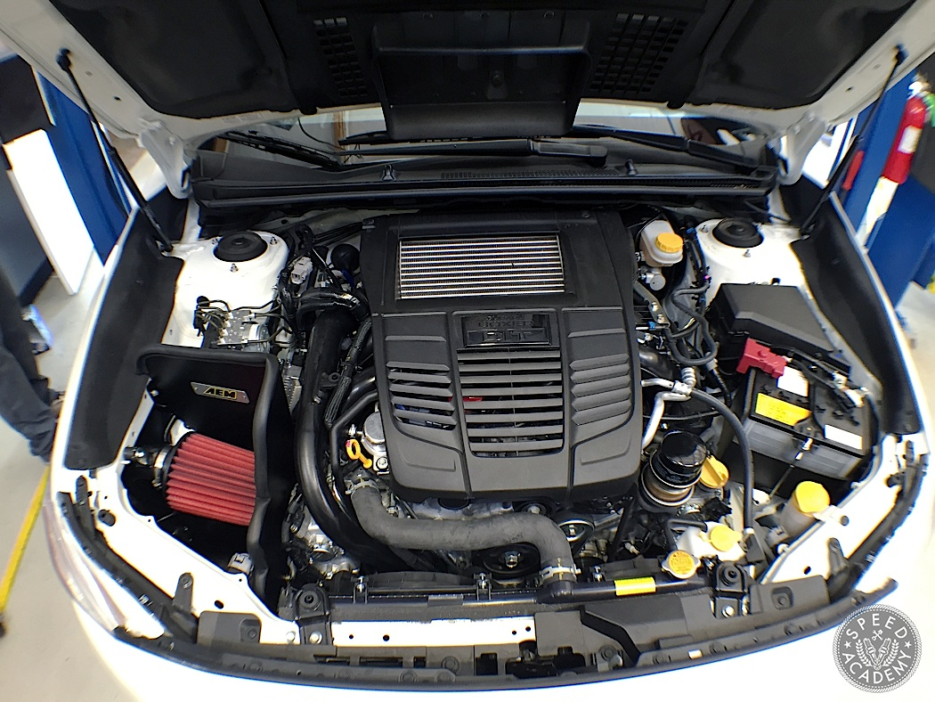 AEM Air Intake Systems and Performance Upgrades