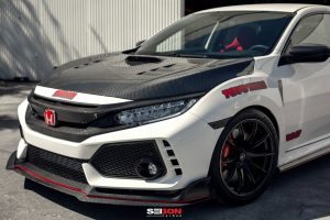 2017-2019 Honda Civic Type-R Seibon Carbon Collection