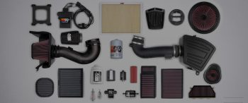 K&N Air Intake Systems and Performance Air Filters