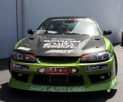 1999-2001 Nissan Silvia S15 Seibon Carbon Collection