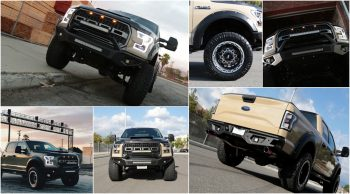 Bulken Off Road Bumpers