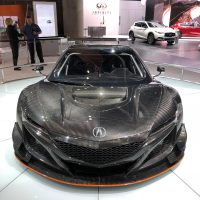 Acura Carbon Fiber Hoods