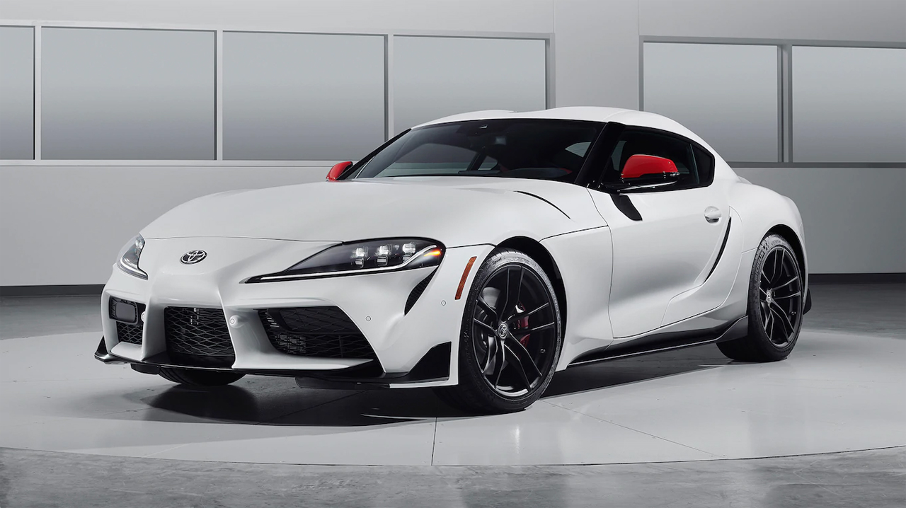 2020 Toyota Supra A90 Upgrades and Accessories Now Available