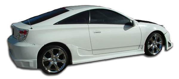 94-99 Toyota Celica Duraflex Vader Side Skirts Rocker Panels 2pc 101504
