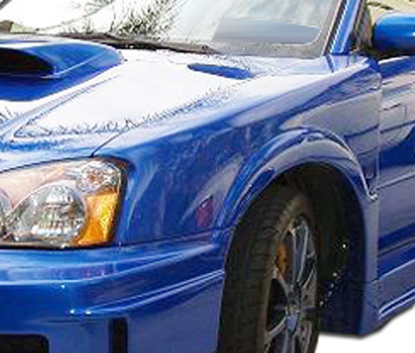 Subaru Body Kits and Exterior Styling Accessories Best Sellers