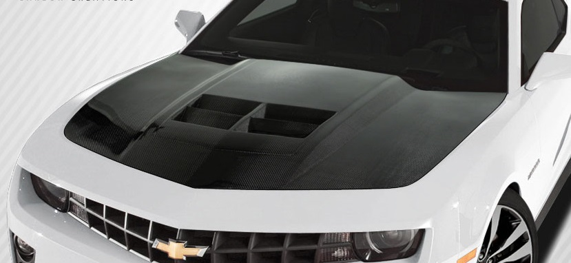 Camaro Carbon Fiber Hood Catalog – Light Weight Hoods