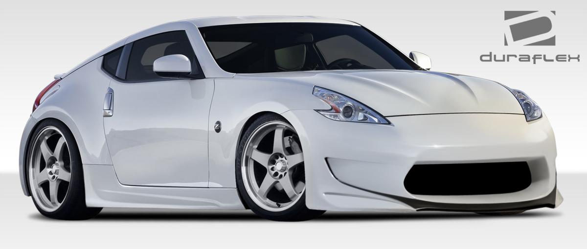 Nissan 370Z Body Kit and Styling Upgrades - 350Z Upgrades