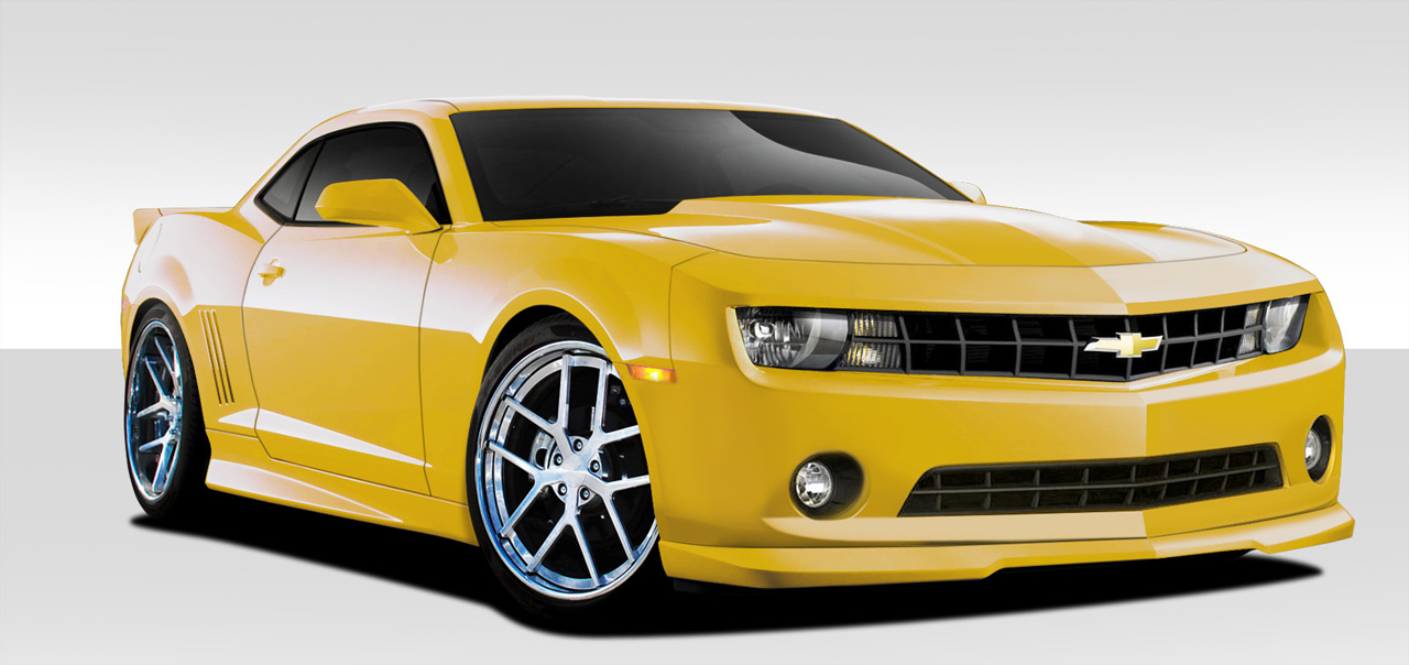 Camaro Body Kits – Complete Body Kits and Ground Effects