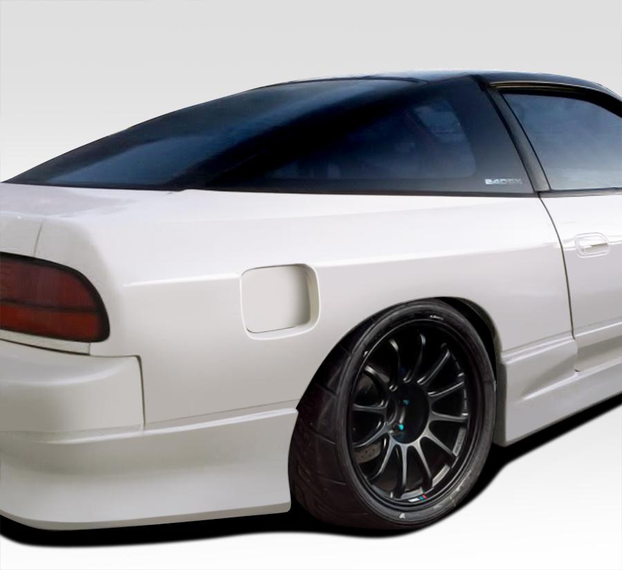 Nissan S13 Overfenders
