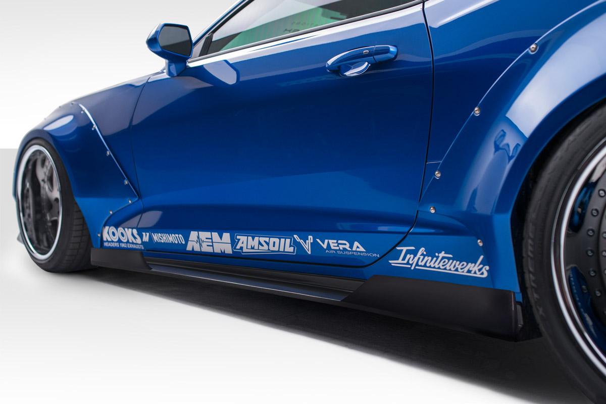 Camaro Suspension Upgrades