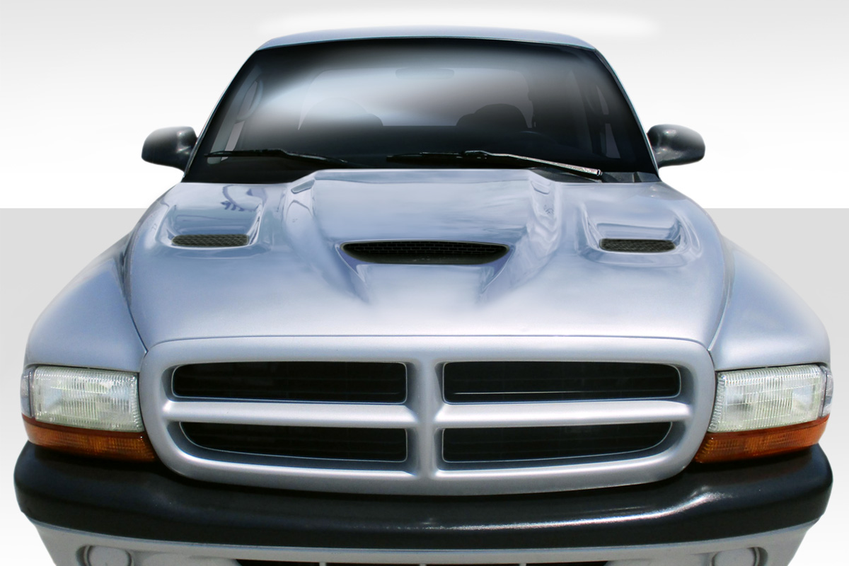 Dodge Fiberglass Hoods Duraflex Body Kits