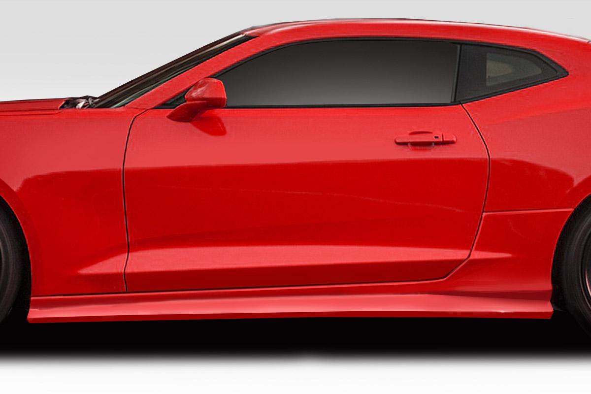 2016-2018 Chevrolet Camaro Body Kits, Upgrades and Accessories