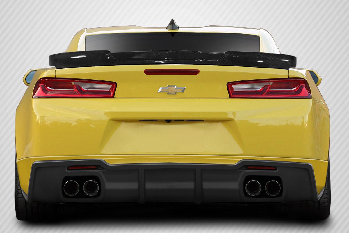 Camaro Spoilers – Aftermarket Wings and Trunk Spoilers