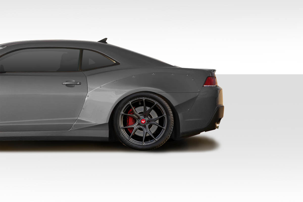 2014-2015 Chevrolet Camaro Body Kits, Upgrades and Accessories