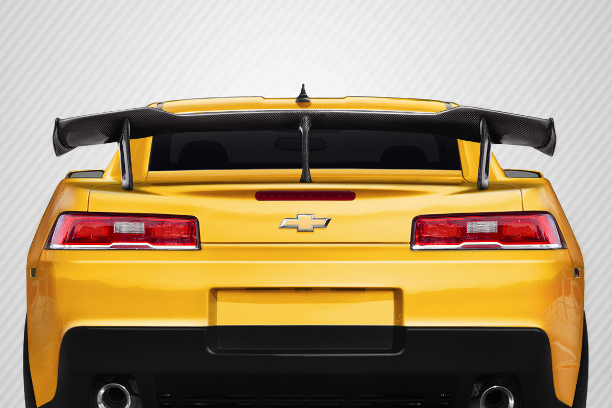 Camaro Spoilers – Aftermarket Wings and Trunk Spoilers
