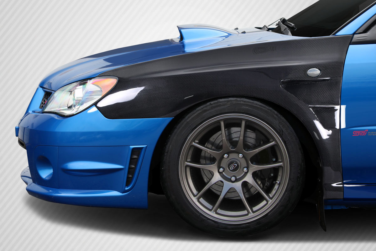Subaru Fenders Duraflex Body Kits