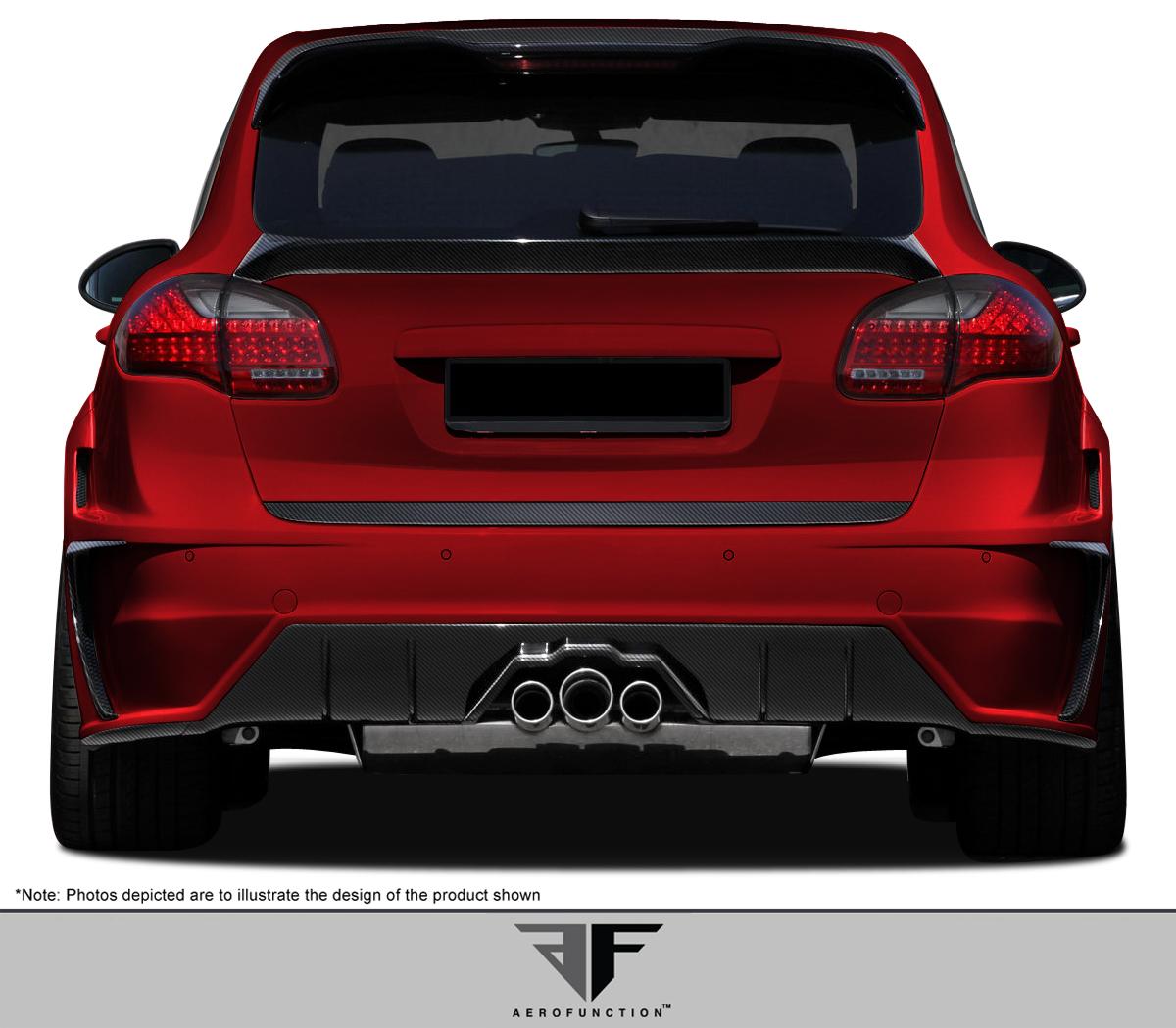 rear bumpers driven by style 4Runner Rear Bumper