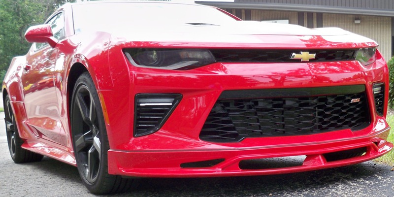 2016-2018 Chevrolet Camaro Body Kits, Upgrades and Accessories