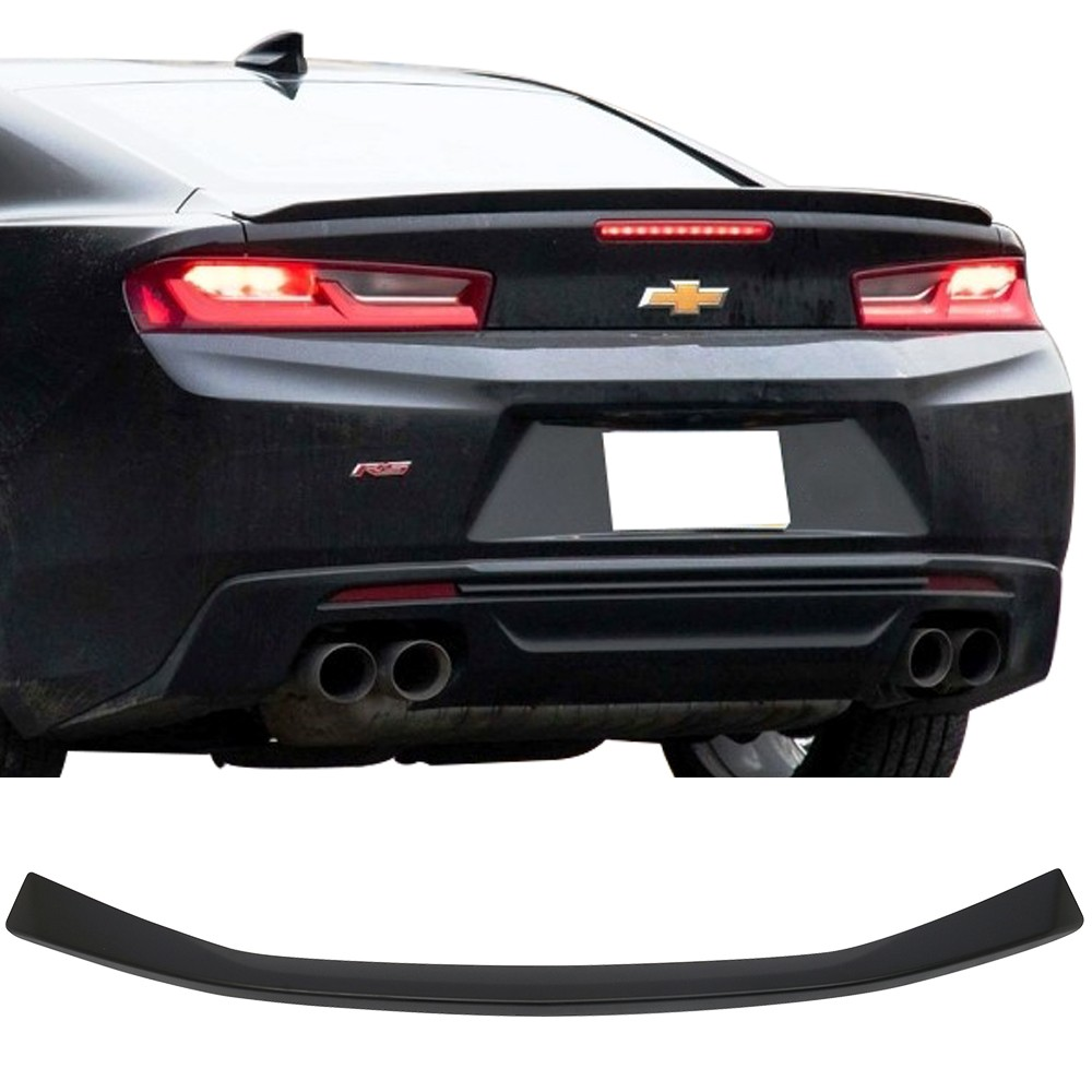 Camaro Body Kits and Aerodynamics