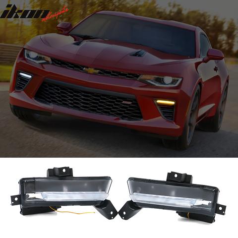 Camaro Lighting Upgrades