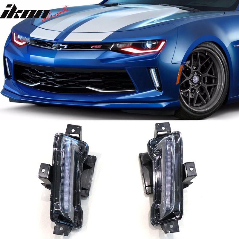 Camaro Lighting Upgrades