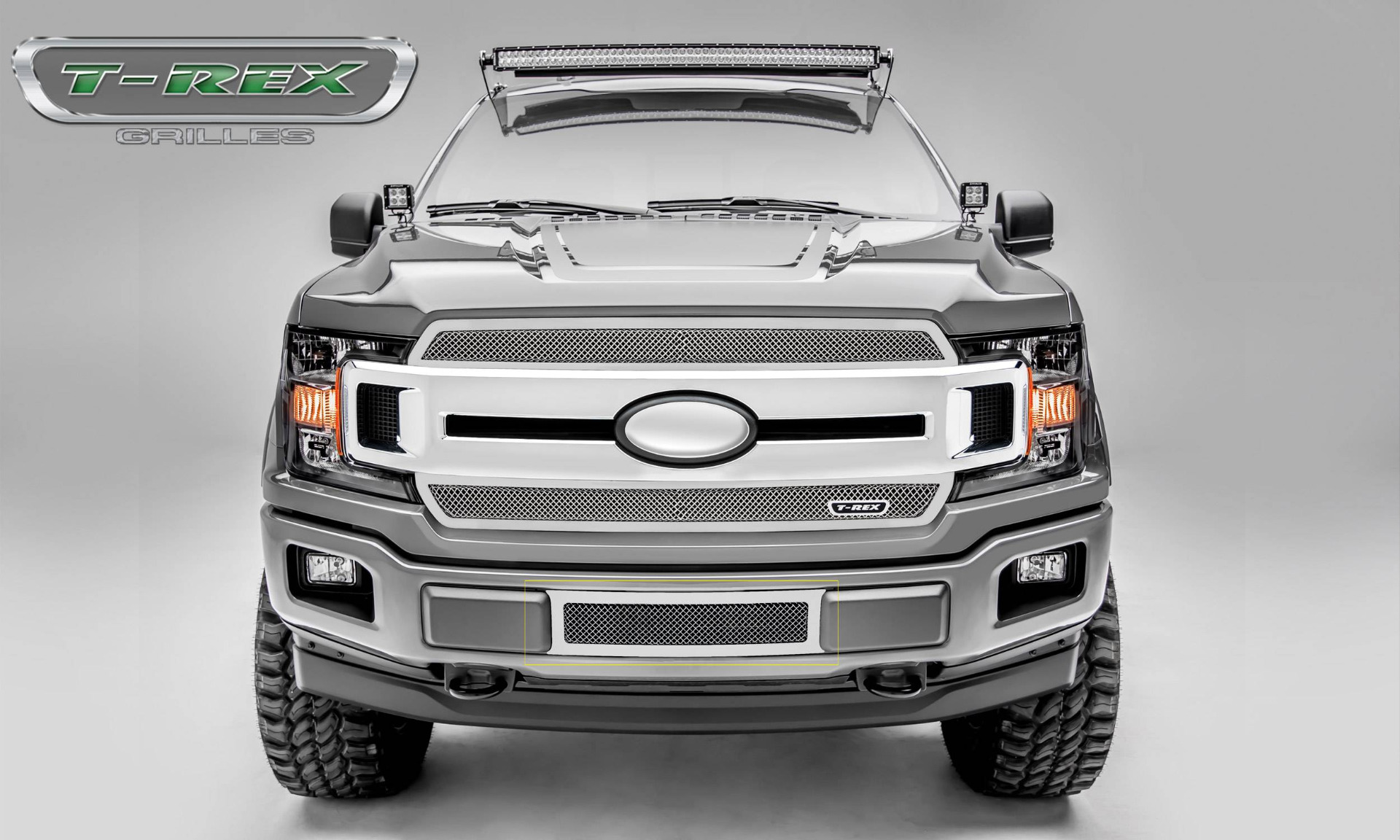 Grilles & Grille Guards Including XL King Ranch Front Grill ...