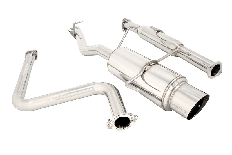 SRS catback exhaust system for 92-96 Honda Prelude SI