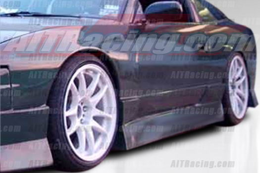 Nissan 240SX Side Skirts - S13/S14 - 240SX Upgrades