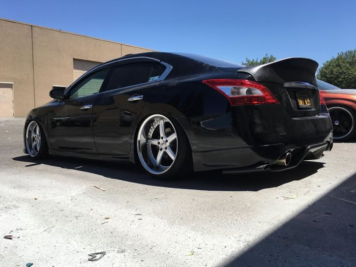 Driven By Style releases Duckbill Spoilers for Nissan Maxima
